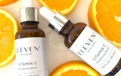 Vitamin C serum –The anti-aging superhero!